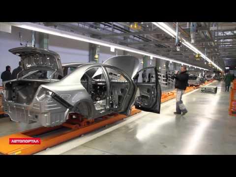 Производство автомобилей JAC в Украине