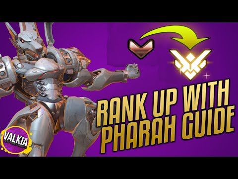 Quick Guide: How to rank up with Pharah    Valkia