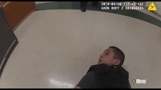 Surveillance, body camera footage from Ocala school shooting