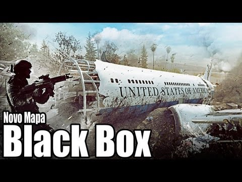 COD MW3: Black Box - Novo Mapa Multiplayer