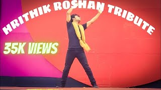 Hrithik Roshan Tribute By Sanju