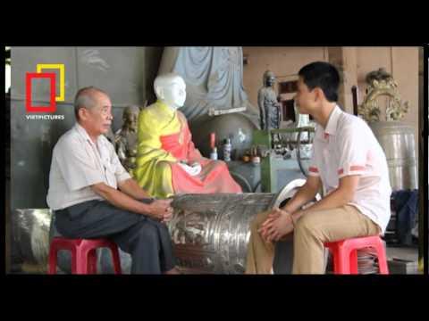 Khám phá bí ẩn đại hồng chung chùa Thiên Mụ