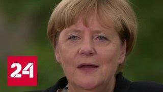 Биография ангелы меркель германия