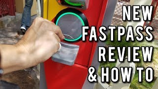 Disneylands New FastPass System - Pros, Cons, and How To Use it!