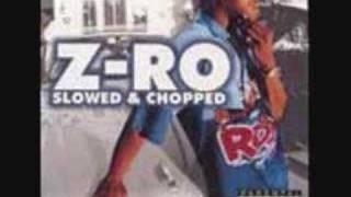 Watch Z-ro Hard Times video