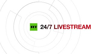 RT News: On-air livestream 24/7 (HD)