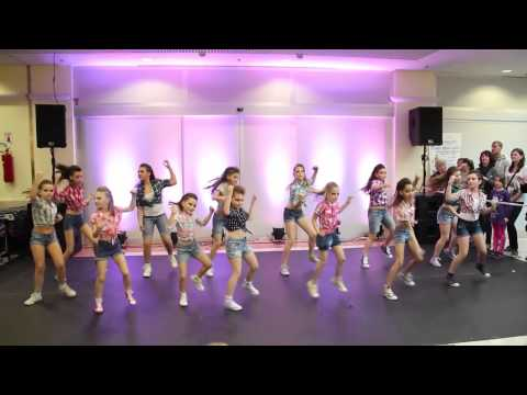 Timber By Chikaz Kids (dancing Steps, 22.03 - Tower) Hd video