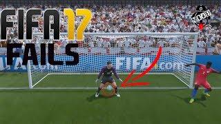 FIFA 17 FAILS FUNNY MOMENTS & ILLUMINATI #12 GLITCHES & BUGS Compilation😂😂
