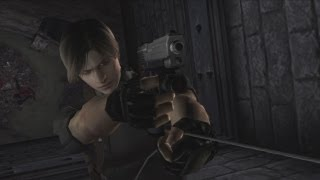 Resident Evil 4 Walkthrough - Chapter 4-1 No Damage