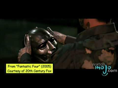 Supervillain Origin of Dr. Doom