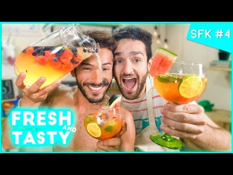 THE BEST SUMMER DRINK| Sexy Funny Kitchen ep.4