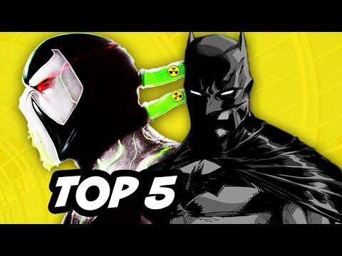 Gotham Episode 5 TOP 5 Batman Easter Eggs