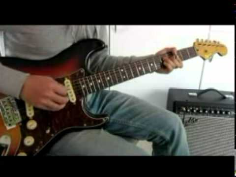 Stevie Ray Vaughan - Life Without You (cover) video