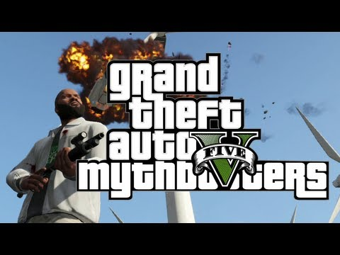 Grand Theft Auto V Mythbusters: Episode 1