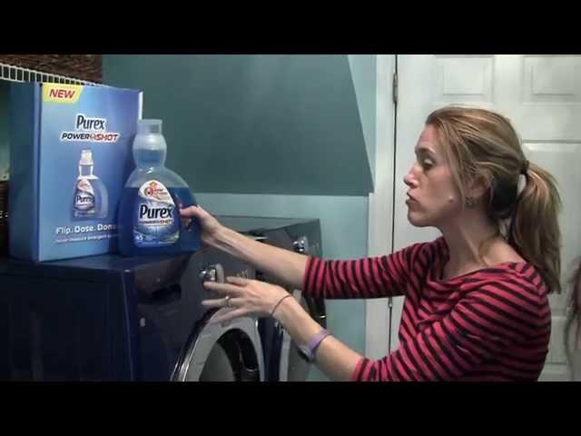 Purex Power Shot Auto Dose Laundry Detergent