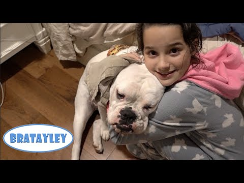 We Have an Announcement (WK 253.6) | Bratayley