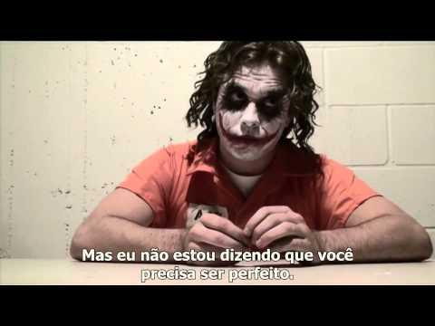 Vlog do Coringa 01 - A Terapia Começa
