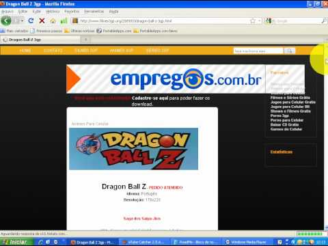 Como Baixar Dragon Ball Z 3gp Gratis.wmv video