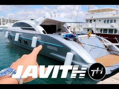 ¡ESTRENAMOS SUPER YATE! Bienvenido al Blue Jay | JAVITH