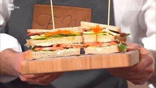 Club sandwich - E' sempre Mezzogiorno 08/01/2021