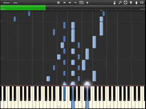 Pride and Prejudice's 'Liz on Top of the World' - Synthesia