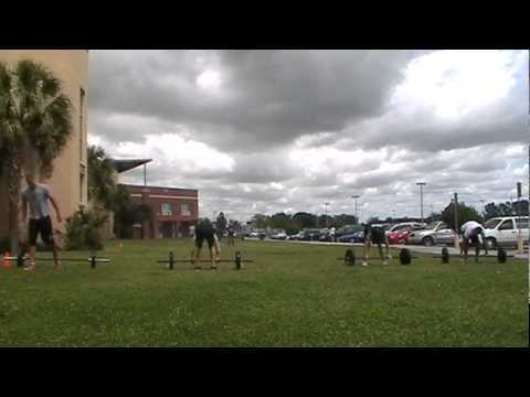 Nature Coast Technical High School workout  (Nelman)
