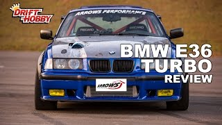 DRIFT HOBBY -  BMW E36 TURBO Review