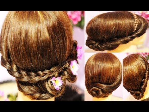 4 Cute And Easy Hairstyles For Wet Damp Hair Spring