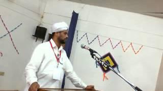 Salim faizy kolathur - SKSSF National Campus Call