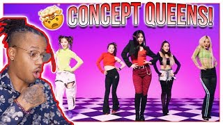 Reacting To Red Velvet 레드벨벳 'RBB (Really Bad Boy)' MV  반응 | Concept Queens?!