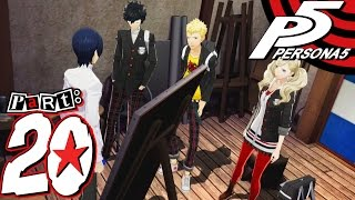 Persona 5 - Part 20 - The Infinite Spring