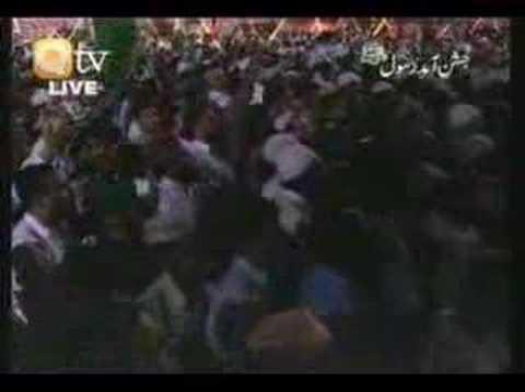 Allah Allah Hu La Ilaha Illa Hu - Naat By Owais Raza Quadri video