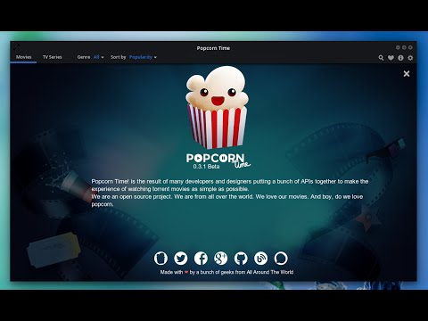 How to install/download Popcorn time on Windows 7 and Mac
