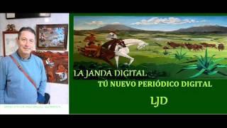 LA JANDA DIGITAL ENTREVISTA CON PACO SANCHEZ GUITARRISTA