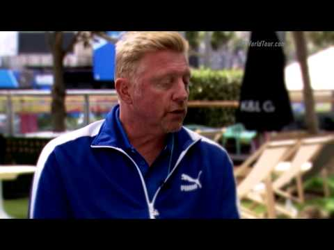 ATP World Tour Uncovered Boris Becker
