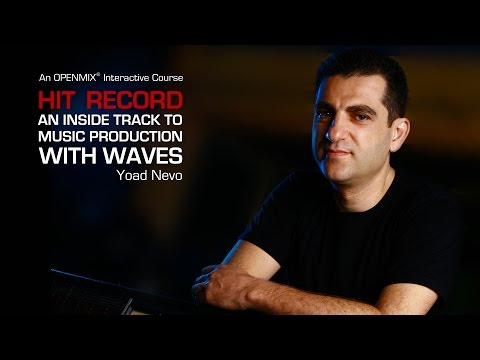 Mixing and Mastering a Hit Record with Waves Plugins