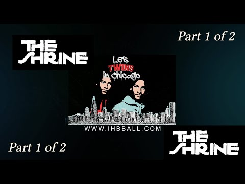 Les Twin Live In Chicago  The Shrine New Footage 10-10-2014 video