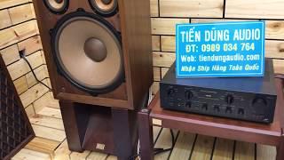Ampli SANSUI 9090DB , Loa PIONEER CS-99a ( FB ) , CD SONY 777esj
