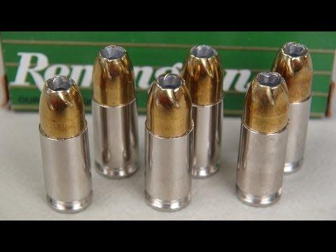 Golden saber 9mm penetration