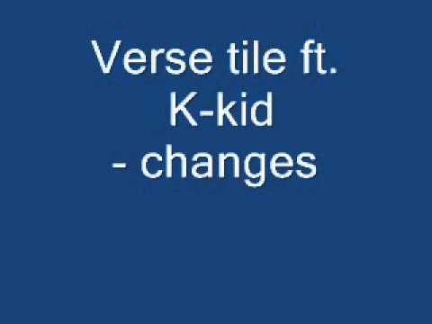 Verse Tile - changes