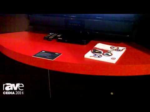 CEDIA 2014: Monoprice Features 39-Inch 2.1 Wireless Bluetooth Soundbar