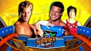 WWE Summerslam 2012 -19 August cards full matches all scheduled events