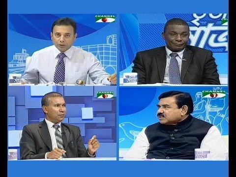 Bangla Talk Show: Tritiyo Matra Episode 4471, 02 November 2015, channel i