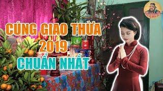 Tết 2019 cúng Giao Thừa Ngoài Trời và Trong Nhà đúng nhất để Phát Tài Phát Lộc   Triết lý cuộc sống
