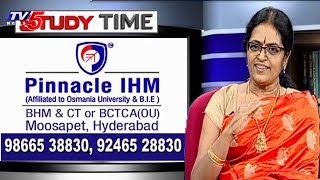 Pinnacle College Of Hotel Management | Hotel Management Courses | Study Time