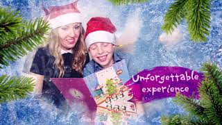 Personalised video message Personalised letter from Santa Claus / Father Christmas 2018