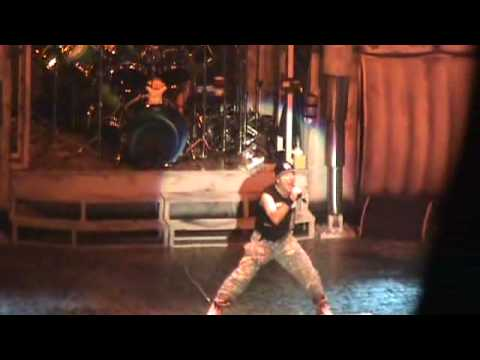 Iron Maiden - 1. Intro / The Wicker Man (San Antonio,US 2010)
