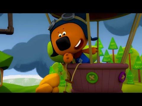 Ми-ми-мишки - Путешествие - обучающий мультфильм для детей