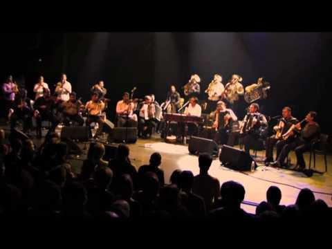 Taraf de Haidouks + Kocani Orkestar = Band of Gypsies (official video)