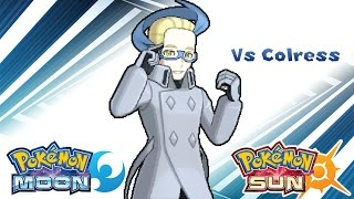 Pokemon Sun & Moon - Colress Battle Music (HQ)
